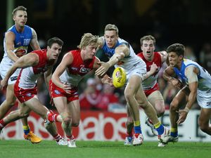 Suns brace for barrage from Swans