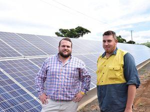 How a Bundaberg cane farm runs on 100% solar energy