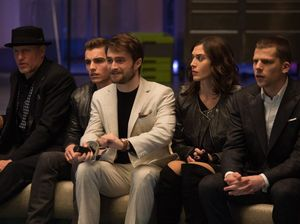 MOVIE REVIEW: Now You See Me 2