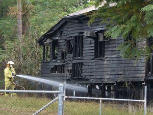 Bolsover House Fire