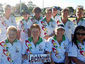 Ladies team brings home silverware