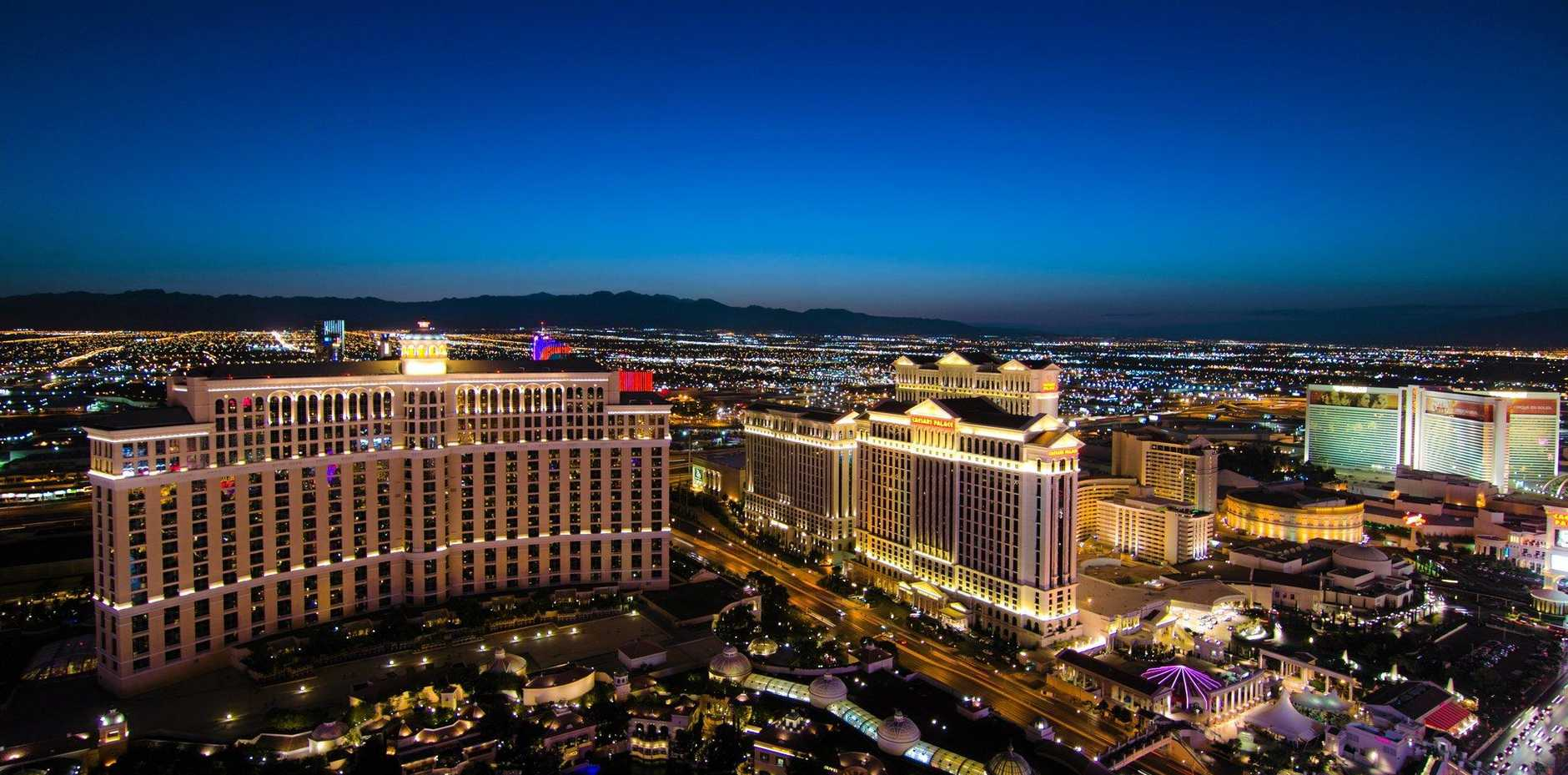 Sin City, City of Lights, Entertainment Capital of the World ... Las Vegas has earned all of its nicknames.