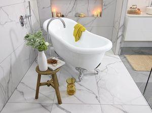 DIY: Add a splash of luxury to your bathroom