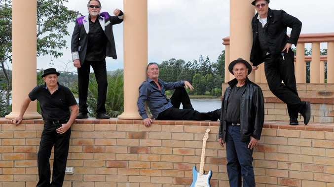 HAIL THE LEGEND: The Claptomaniacs play Tewantin-Noosa RSL at 8pm tonight.