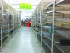EMPTY SHELVES: Bread, pasta and milk all go early when flood warnings are sounded. For what reason we'll never understand.