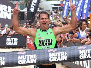 Athletes in limbo as dark cloud hangs over Ironman Series