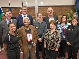 Toowoomba university strengthens indigenous ties