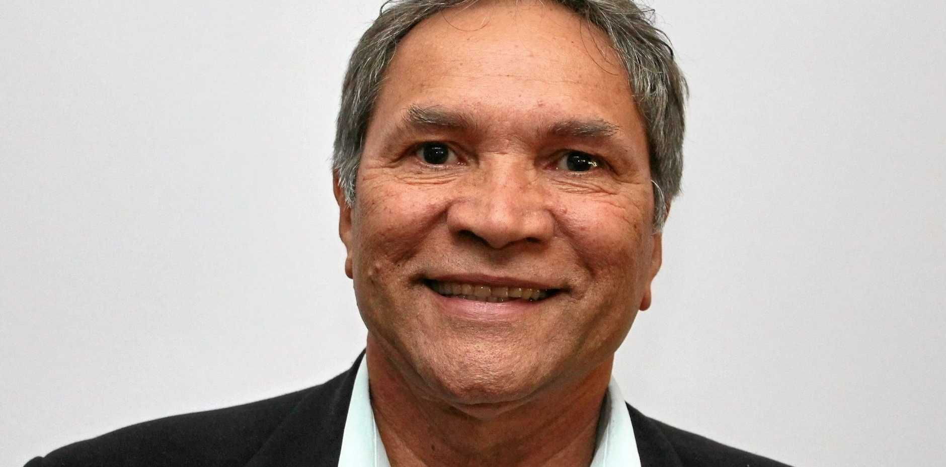 Rod Little is the co-chair of The National Congress of Australia's First People.