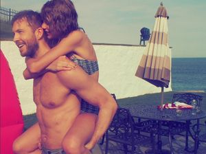 Calvin Harris and Taylor Swift bicker as new video drops
