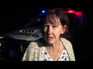 Depot Hill fire - Teresa Nugent