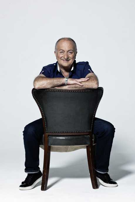 Tony Robinson hosts the TV series Tony Robinson's Time Walks.