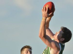 Muddies and BITS dominate Aussie Rules matches
