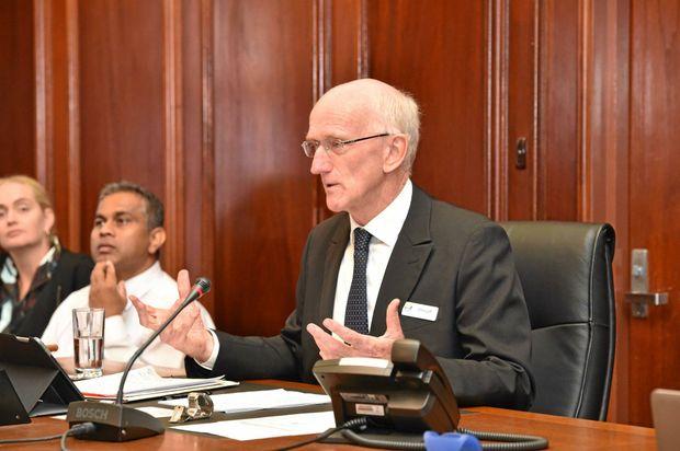 Mayor Chris Loft Reports 39 Anomalies 39 To Corruption Watchdog Fraser Coast Chronicle