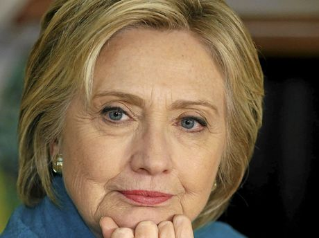 Democratic presidential candidate Hillary Clinton attends an event, Saturday, June 4, 2016, in Santa Barbara, Calif. (AP Photo/John Locher)