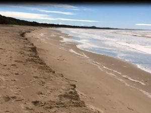 Evans Head erosion