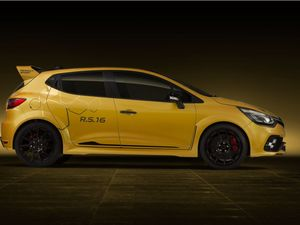 Renault Sport Clio concept with Megane RS275 Trophy R power