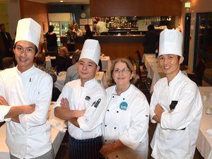 International chefs show their talent in Bundy