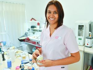 Cheaper rentals allow new Gladstone denture clinic to open