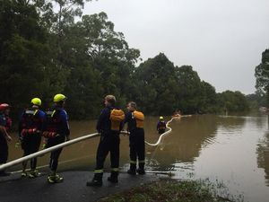 Local areas left out in flood funding
