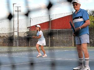 TENNIS: Couple hang up competitive racquet after 36 years