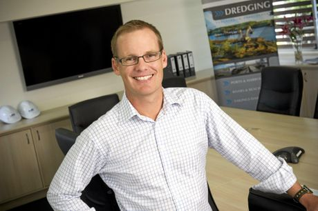 Hall Contracting Sunshine Coast general manager Cameron Hall.