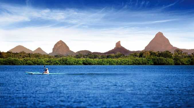 Visit Sunshine Coast is searching for a new CEO to spread the word on attractions such as the Glasshouse Mountains.