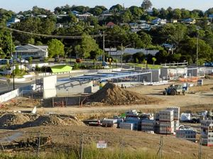 Latest progress on Gympie Aquatic and Recreation Centre