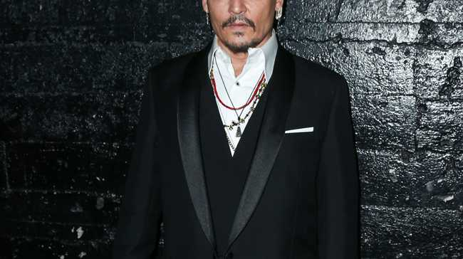 Johnny Depp has fallen on some relatively tough times of late