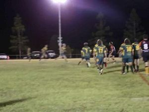 Mundubbera Tigers defeat Gayndah Gladiators in annual Citrus Cup