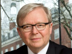 Economy needs Kevin Rudd approach: Professor