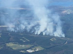 Smoke warning for Bruce Highway