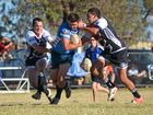 BETTER TIMES: Quilpie Magpies won premierships in 2014 and 2013.