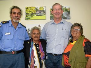Local indigenous elders apologise to mayor