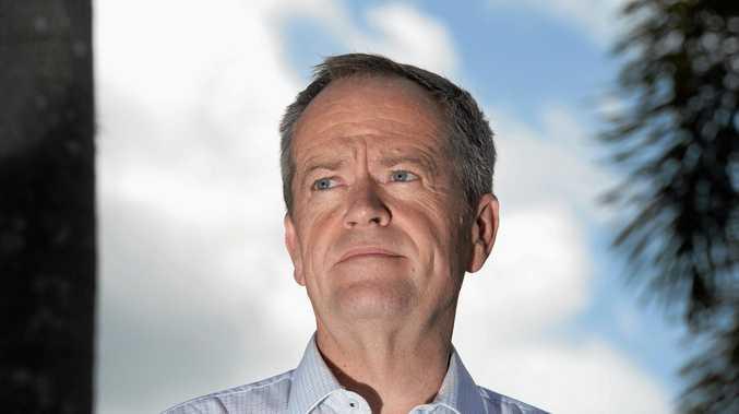 FOCUS ON EDUCATION: ALP leader Bill Shorten.