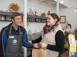 New op shop boosts job prospects for those with disability