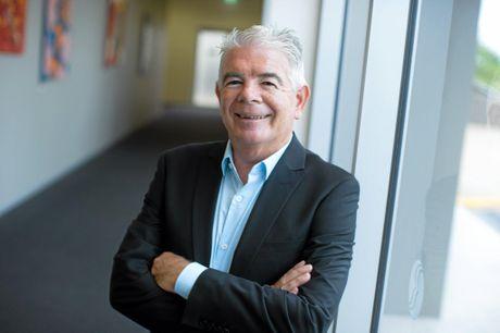 Sunshine Coast Mayoral candidate Tony Gibson. 22/2/16
