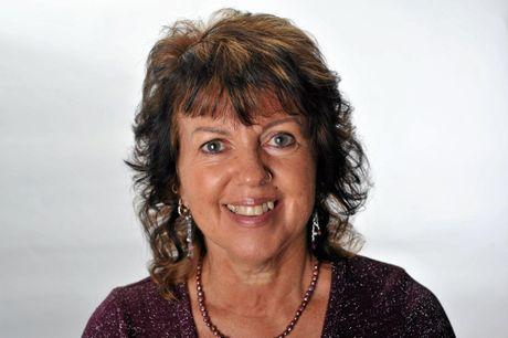 Sunshine Coast Division 5 candidate Sue Etheridge. 22/2/16