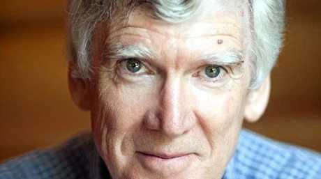 Playwright David Williamson now calls the Coast home.