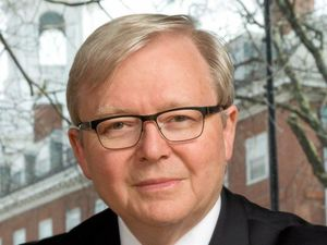 Kevin Rudd opens up about how plans 'turn to sh**'