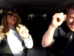 James Corden's Carpool Karaoke's most difficult guest
