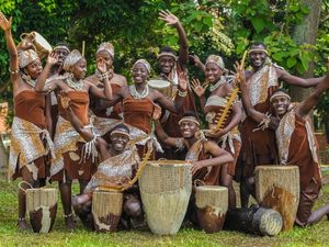 African singing group to tour region this month