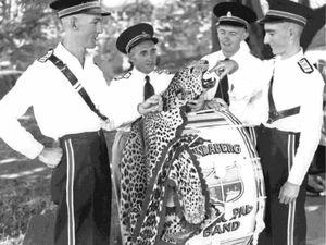 That time a Sri Lankan PM gave Bundy a cheetah skin
