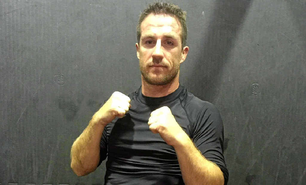 Travis Reid is a mixed martial artist.