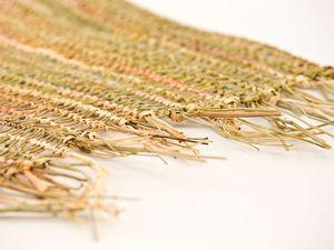Natural fibre arts on show in the Redlands