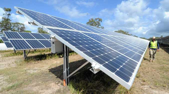 SOLAR: Richmond candidates see renewable energy as the way forward.