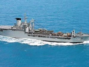 Bundy's HMAS Tobruk $1 M promise
