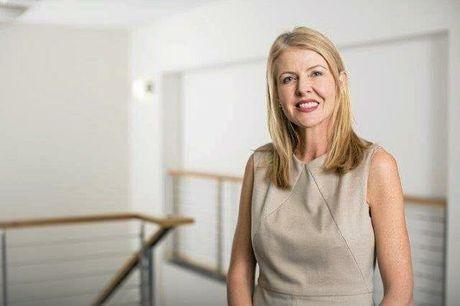 Gold Coast Airport CEO Marion Charlton.