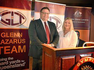 POLITICS: Jannean Dean joins the Glenn Lazarus Team
