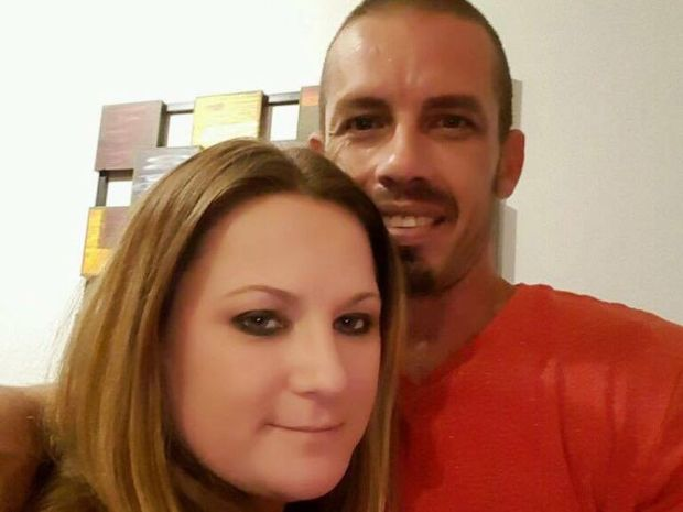 Atlanta couple Jennifer Mulford and Brad Leeson are in an adult breastfeeding relationship.