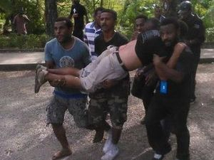 Four uni students shot dead in PNG protest